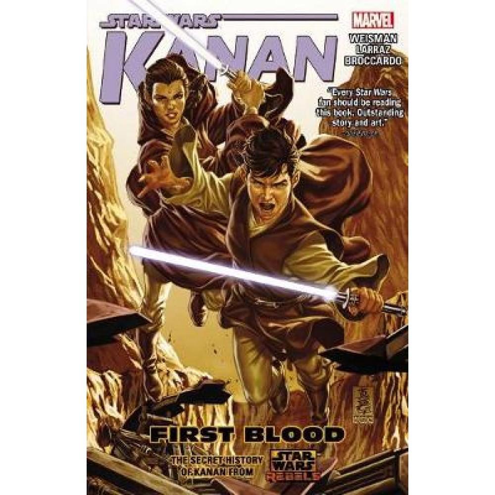 Star Wars: Kanan Vol. 2: First Blood