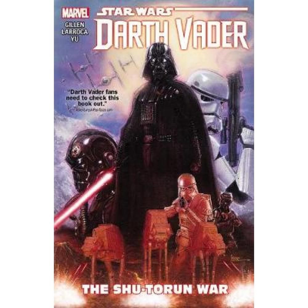 Star Wars: Darth Vader Vol. 3 - The Shu-torun War