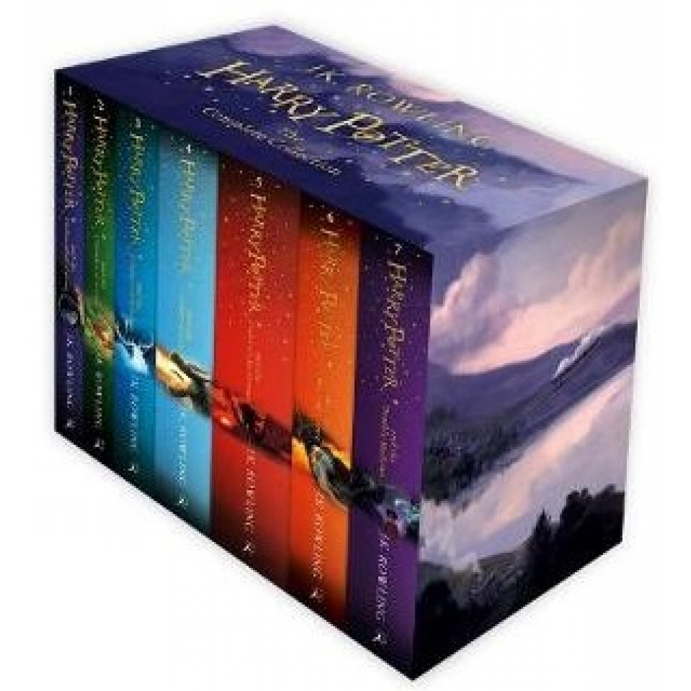 HARRY POTTER COMPLETE COLLECTION (7BOOKS)
