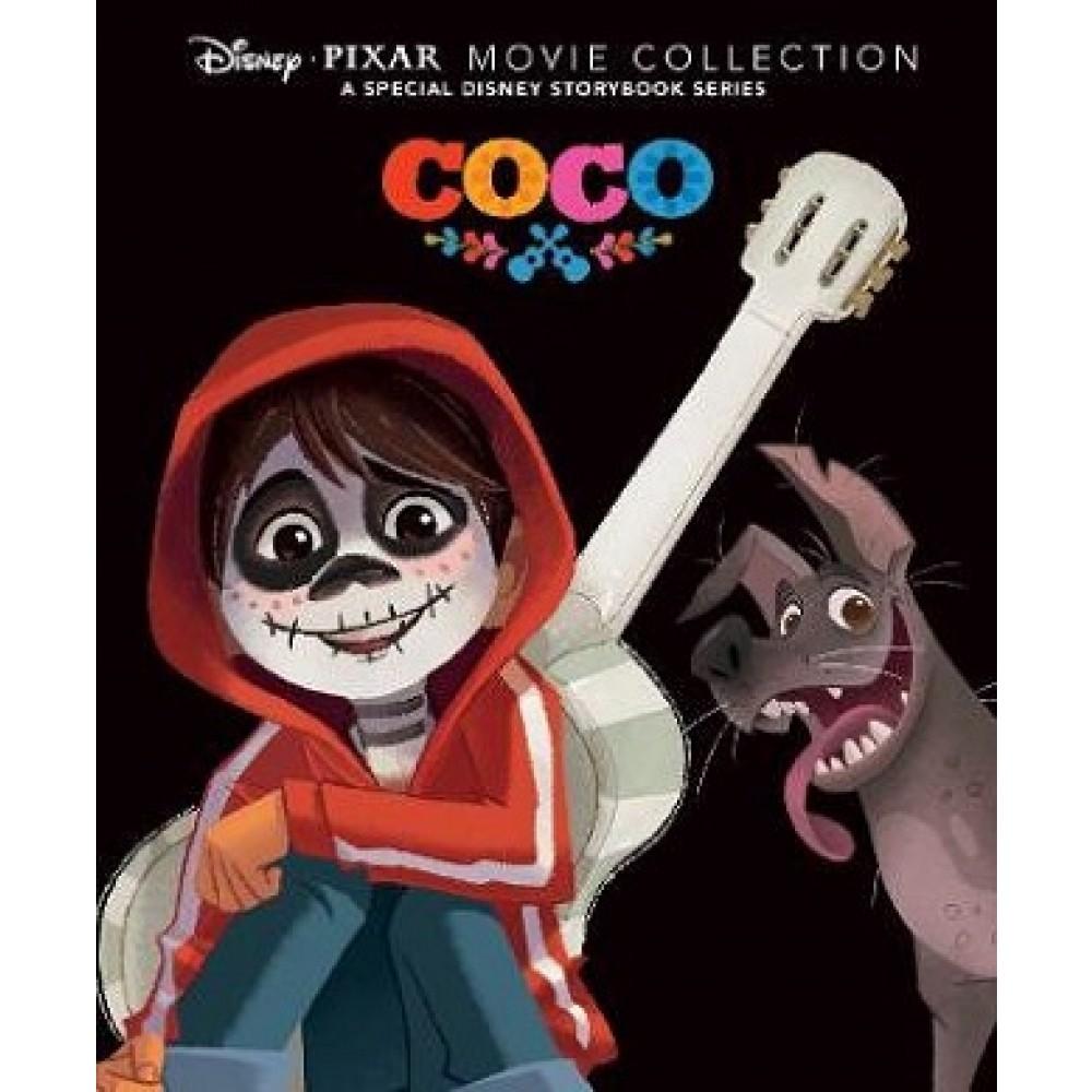 Disney Pixar Movie Collection: Coco: A Special Disney Storybook Series