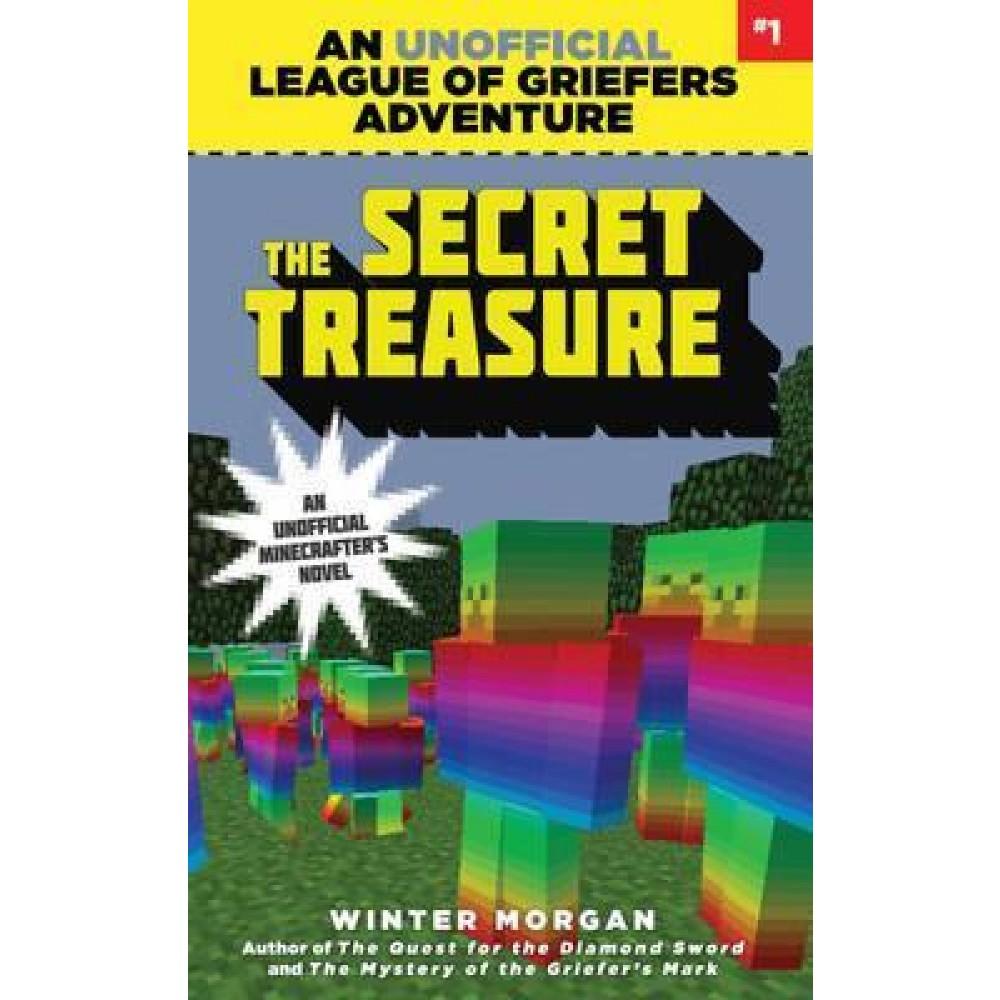 LeagueGriefers01 SECRET TREASURE MINECRA