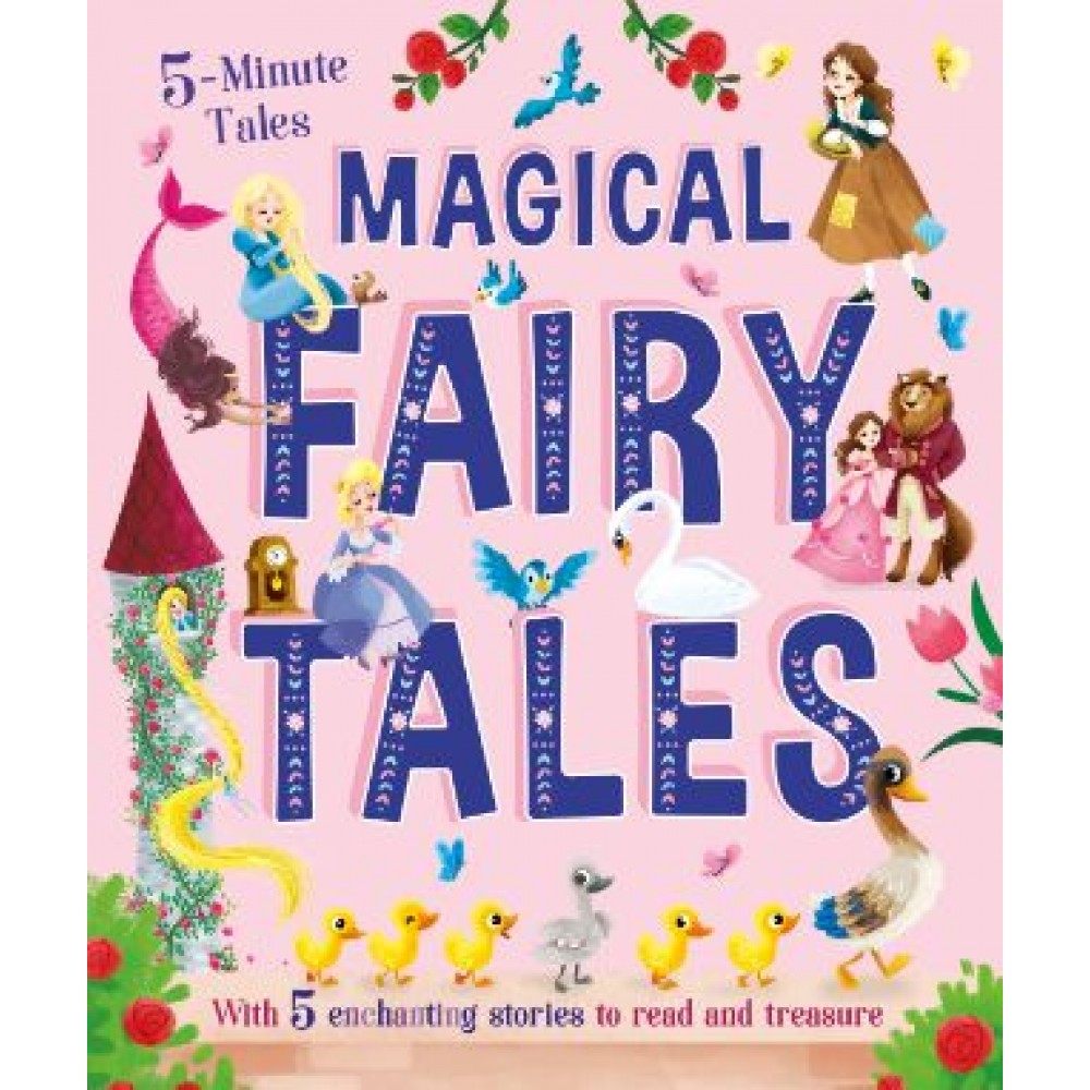 YOUNG STORY TIME 4: MAGICAL FAIRY TALE