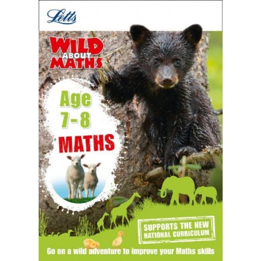 Wild About Maths - Maths Age 7-8