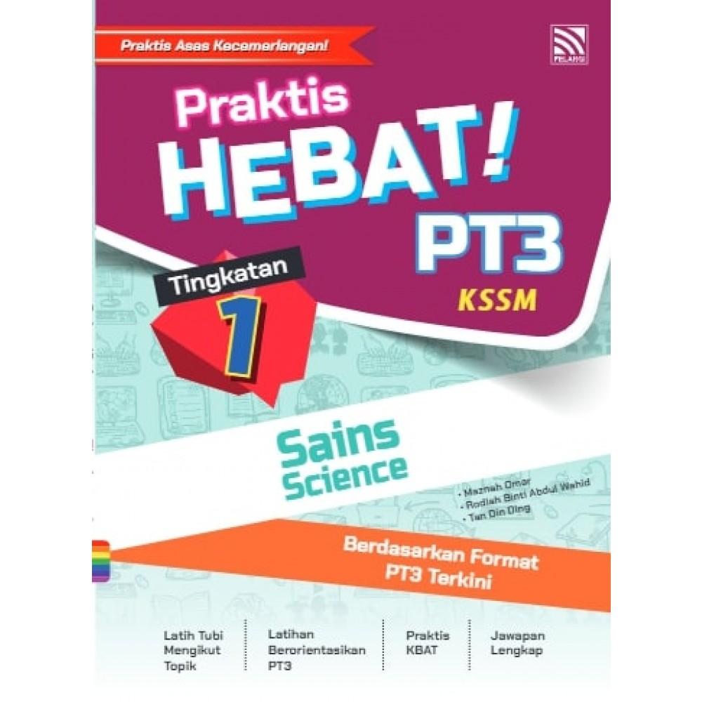 TINGKATAN 1 PRAKTIS HEBAT! PT3 SAINS(BIL)