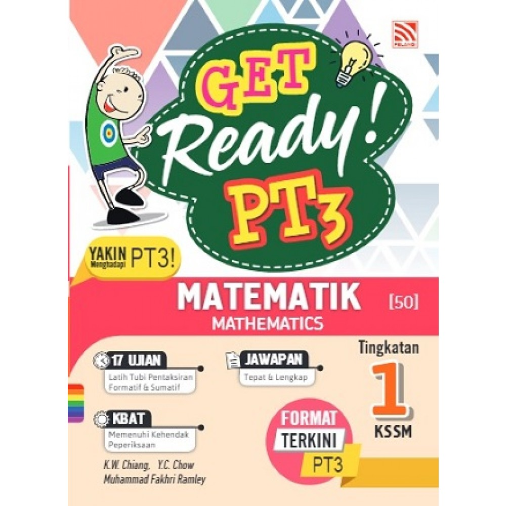 TINGKATAN 1 GET READY! PT3 MATEMATIK