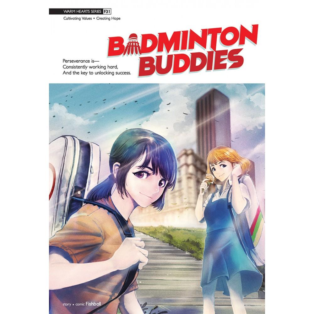 Warm Heart Series #31: Badminton Buddies