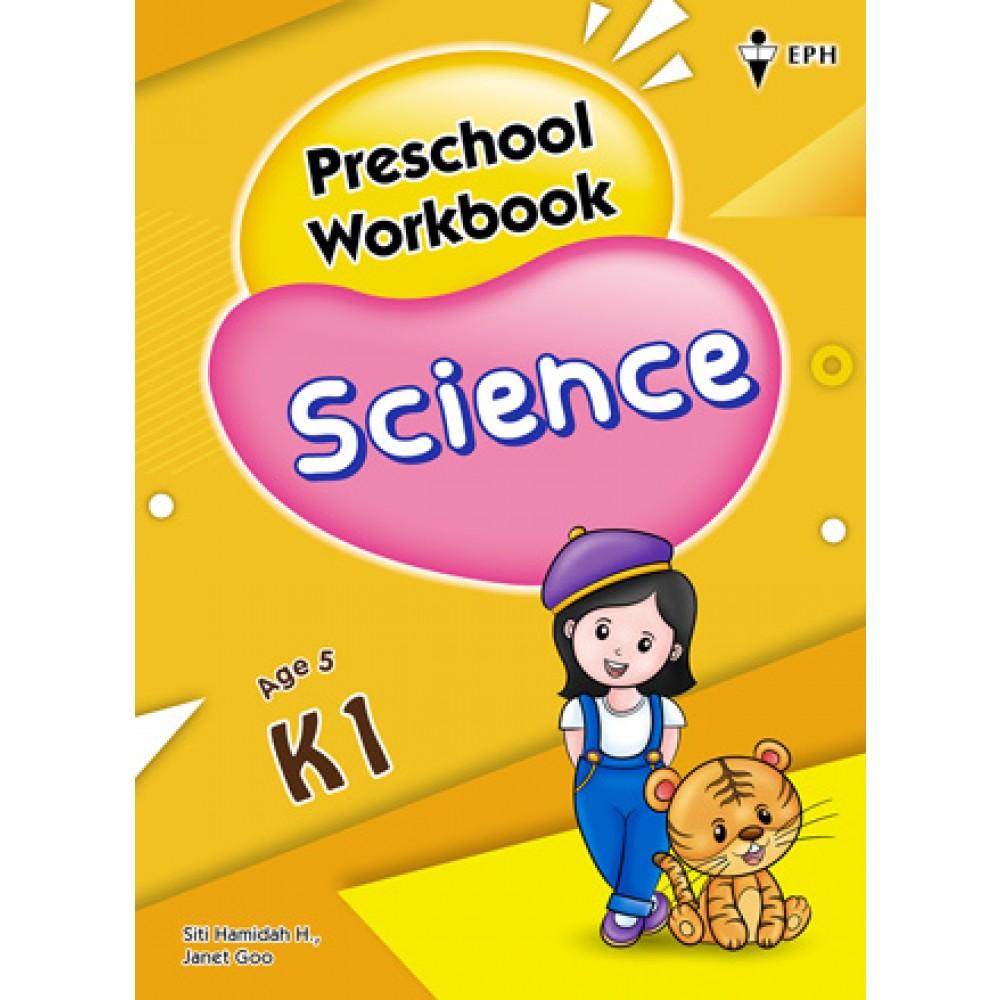 K1 Preschool Workbook Science