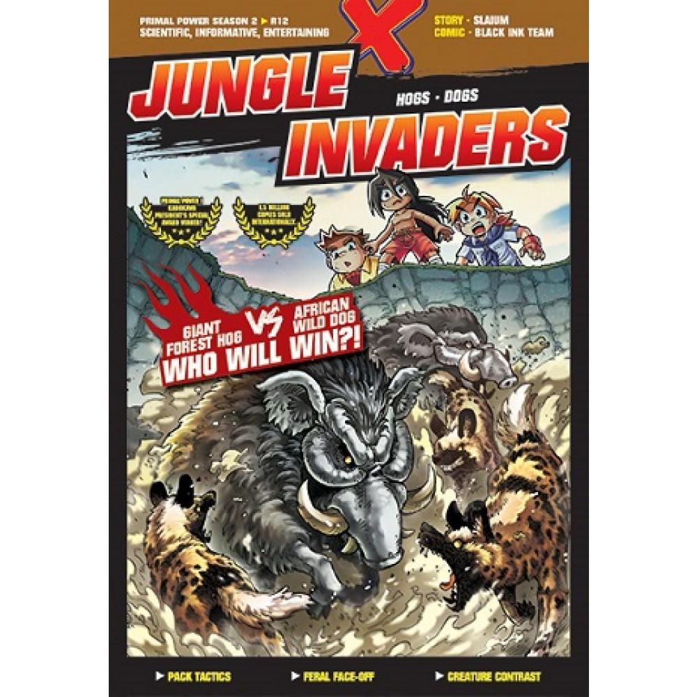 X-Venture Primal Power II 12: Jungle Invaders