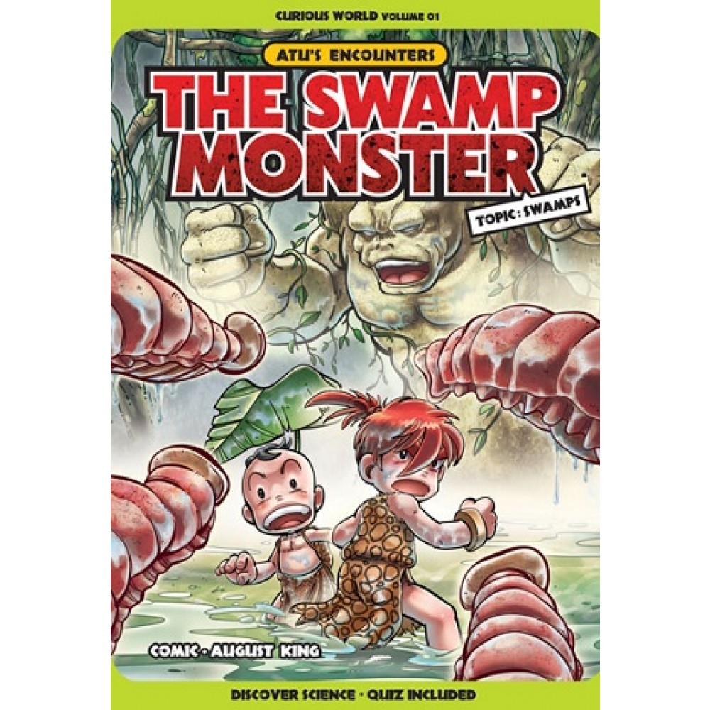 Curious World 01: The Swamp Monster