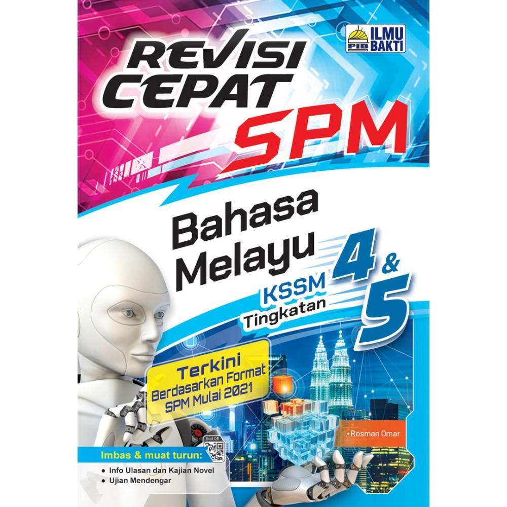 REVISI CEPAT SPM BAHASA MELAYU