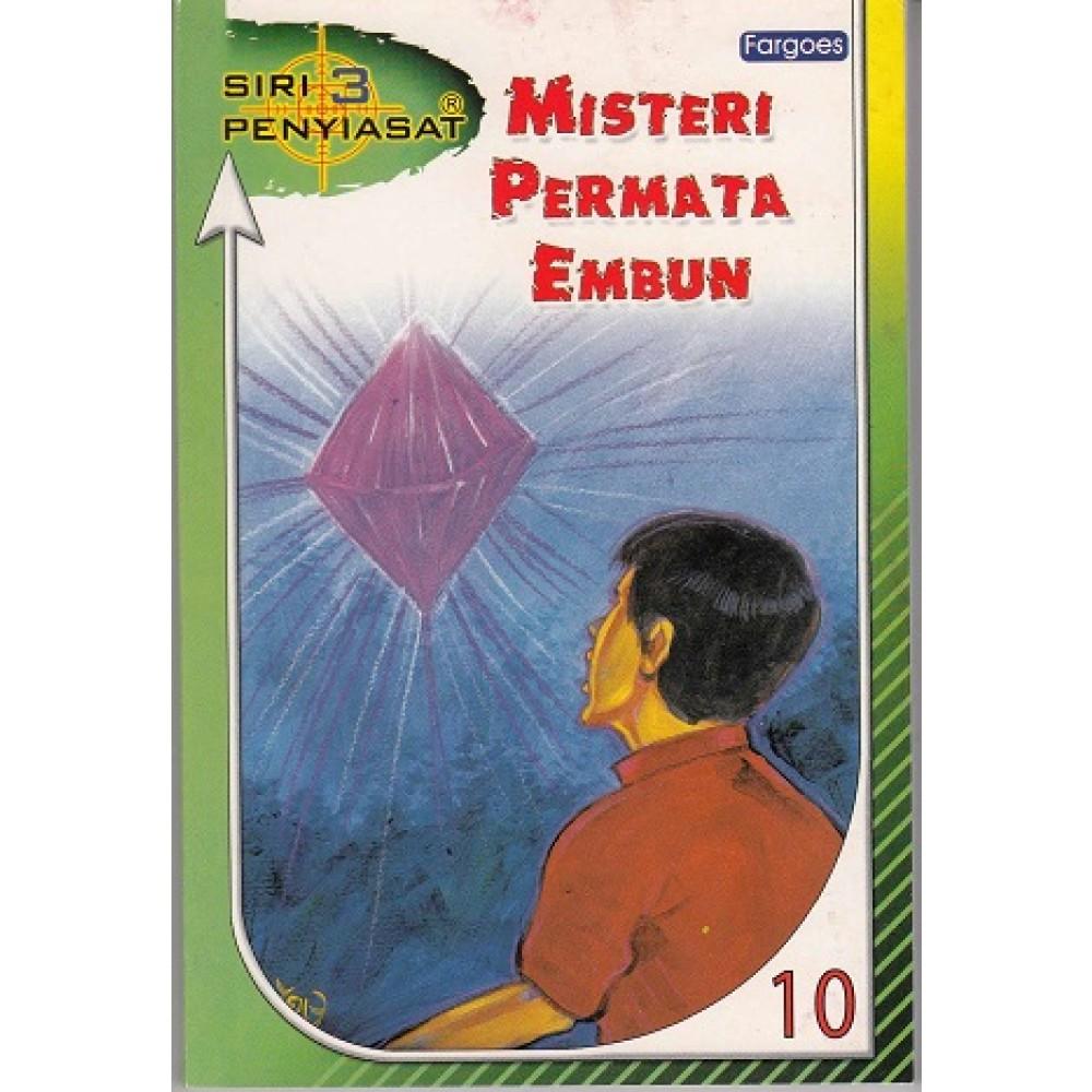 SIRI 3 PENYIASAT - MISTERI PERMATA EMBUN