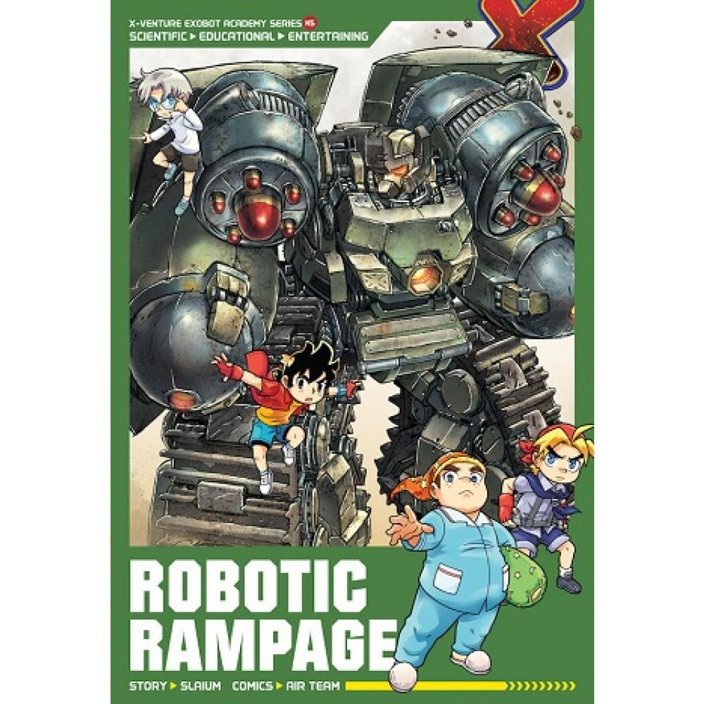 X-VENTURE EXOBOT ACADEMY 05: ROBOTIC RAMPAGE