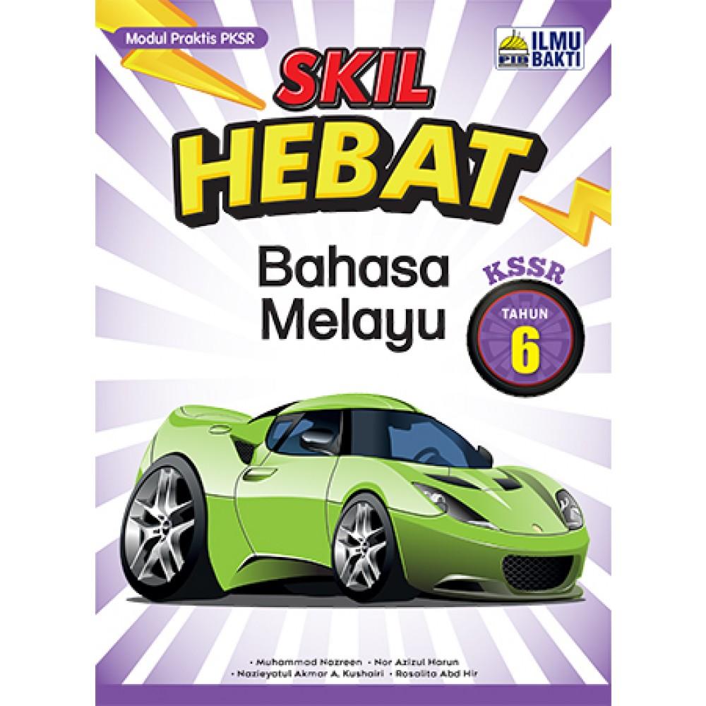 Tahun 6 Modul Praktis Skil Hebat Bahasa Melayu