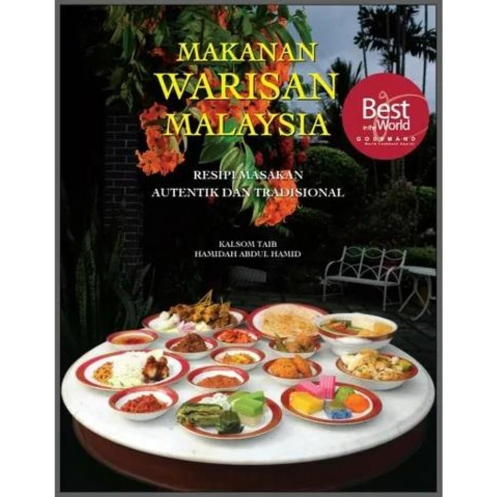 MAKANAN WARISAN MALAYSIA