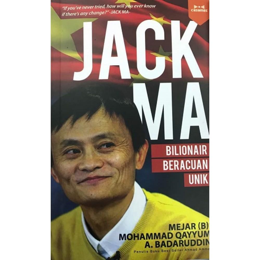 Jack Ma Bilionair Beracuan Unik