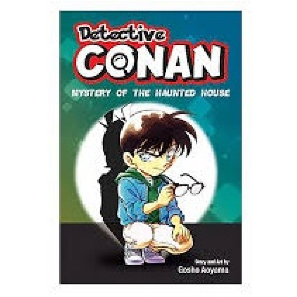 Detective Conan: Mystery of the Haunted House