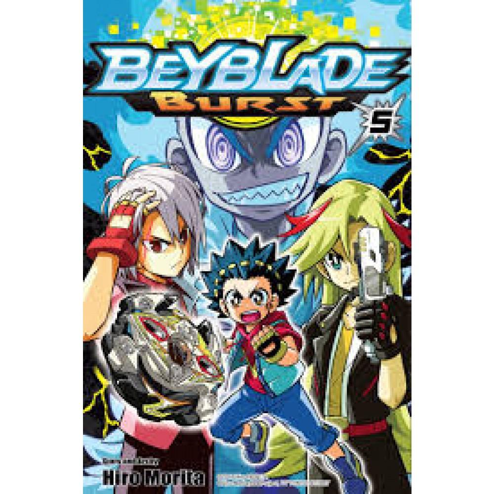 BEYBLADE BURST  #5