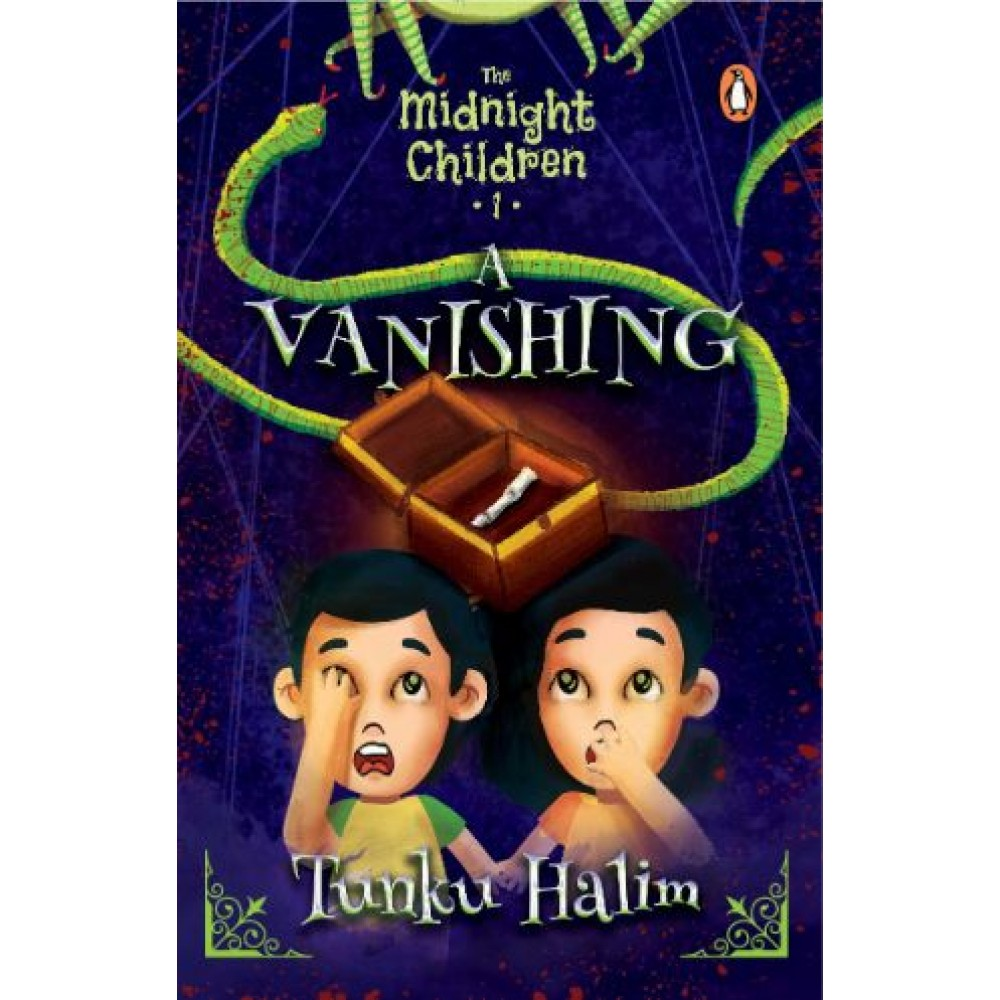 THE MIDNIGHT CHILDREN #1: A VANASHING