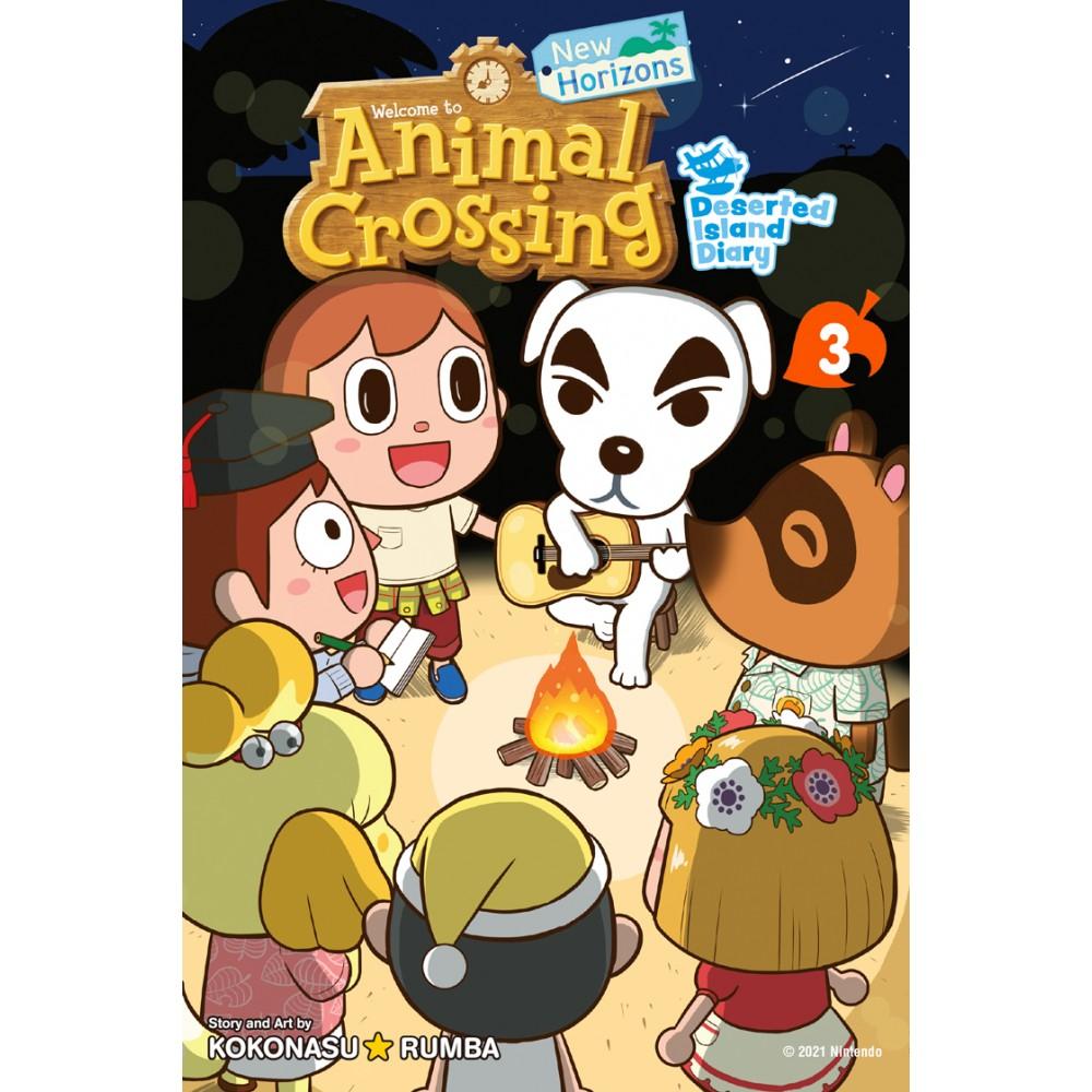 Animal Crossing - Deserted Island Diary #3