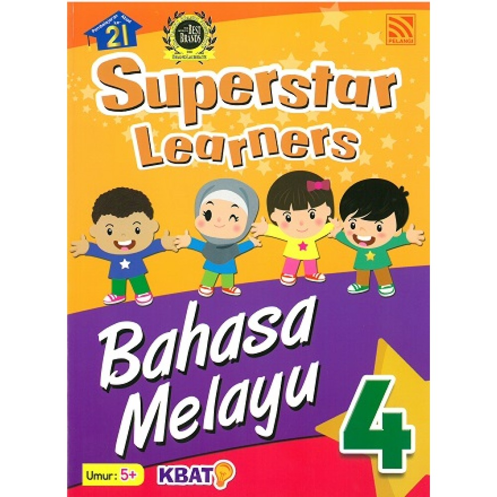 SUPERSTAR LEARNERS-BAHASA MELAYU 4