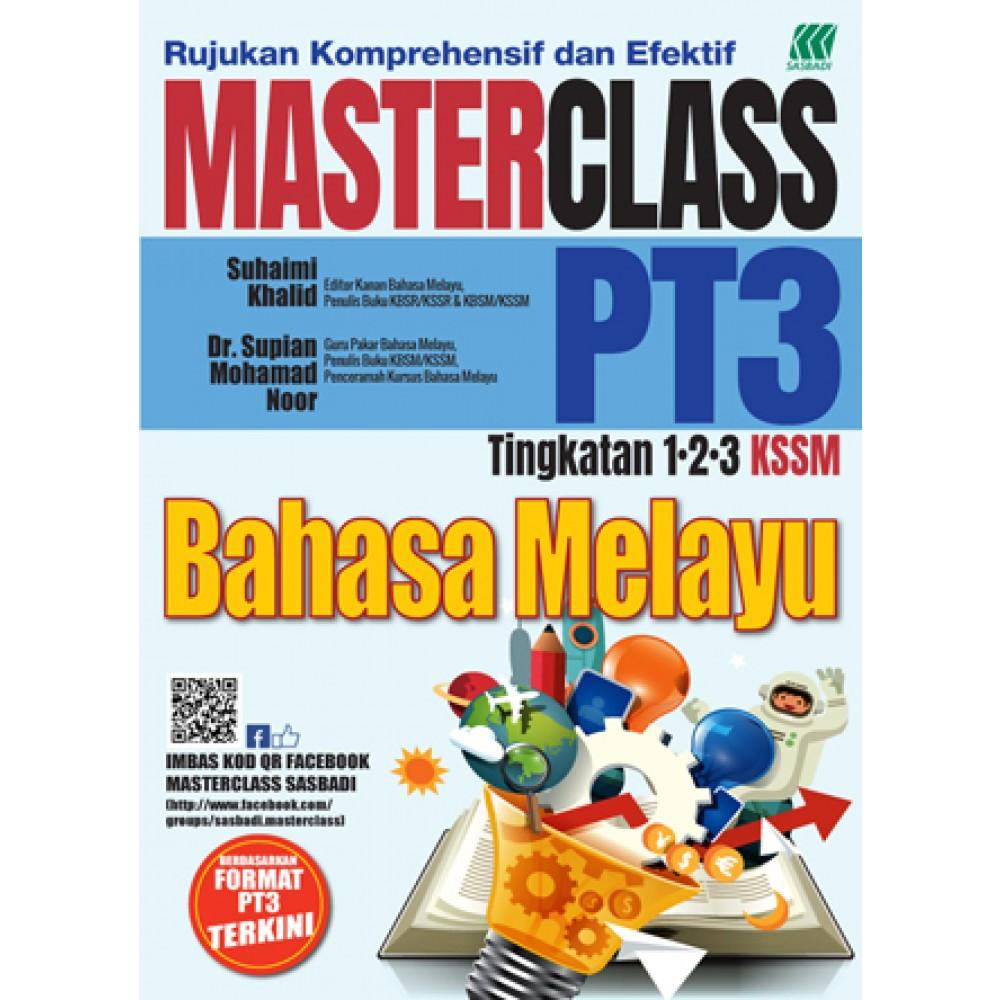 MASTERCLASS PT3 BAHASA MELAYU