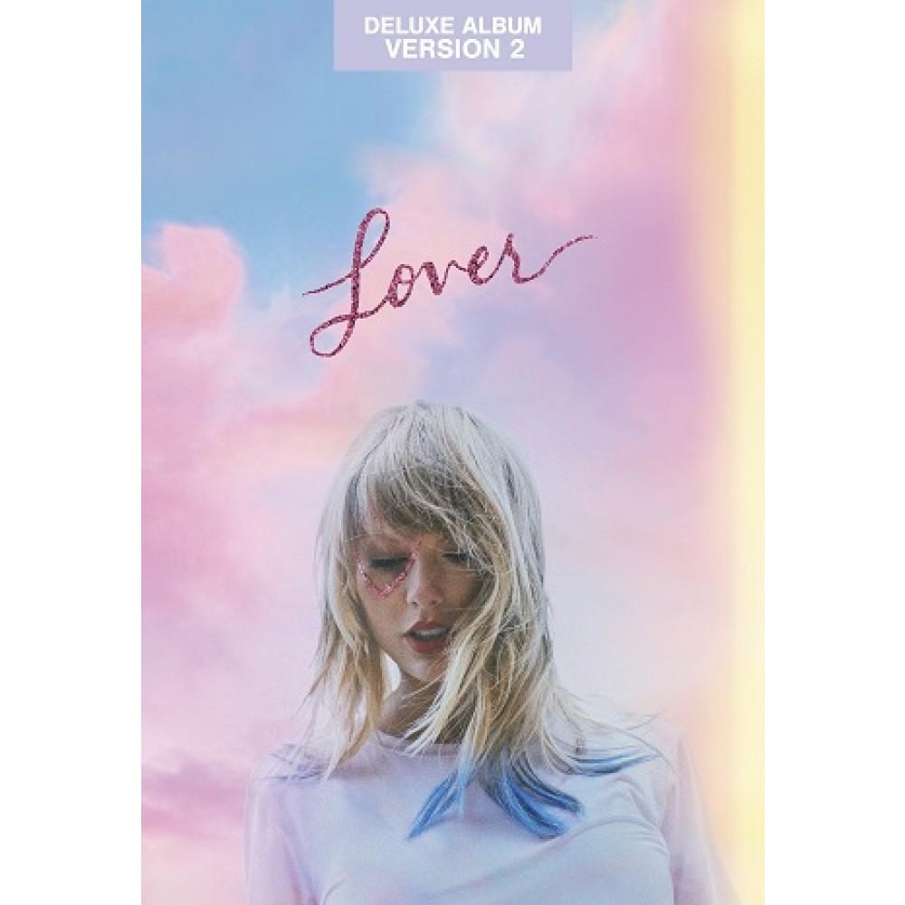 Taylor Swift New album - Lover (Deluxe Album Version 2)