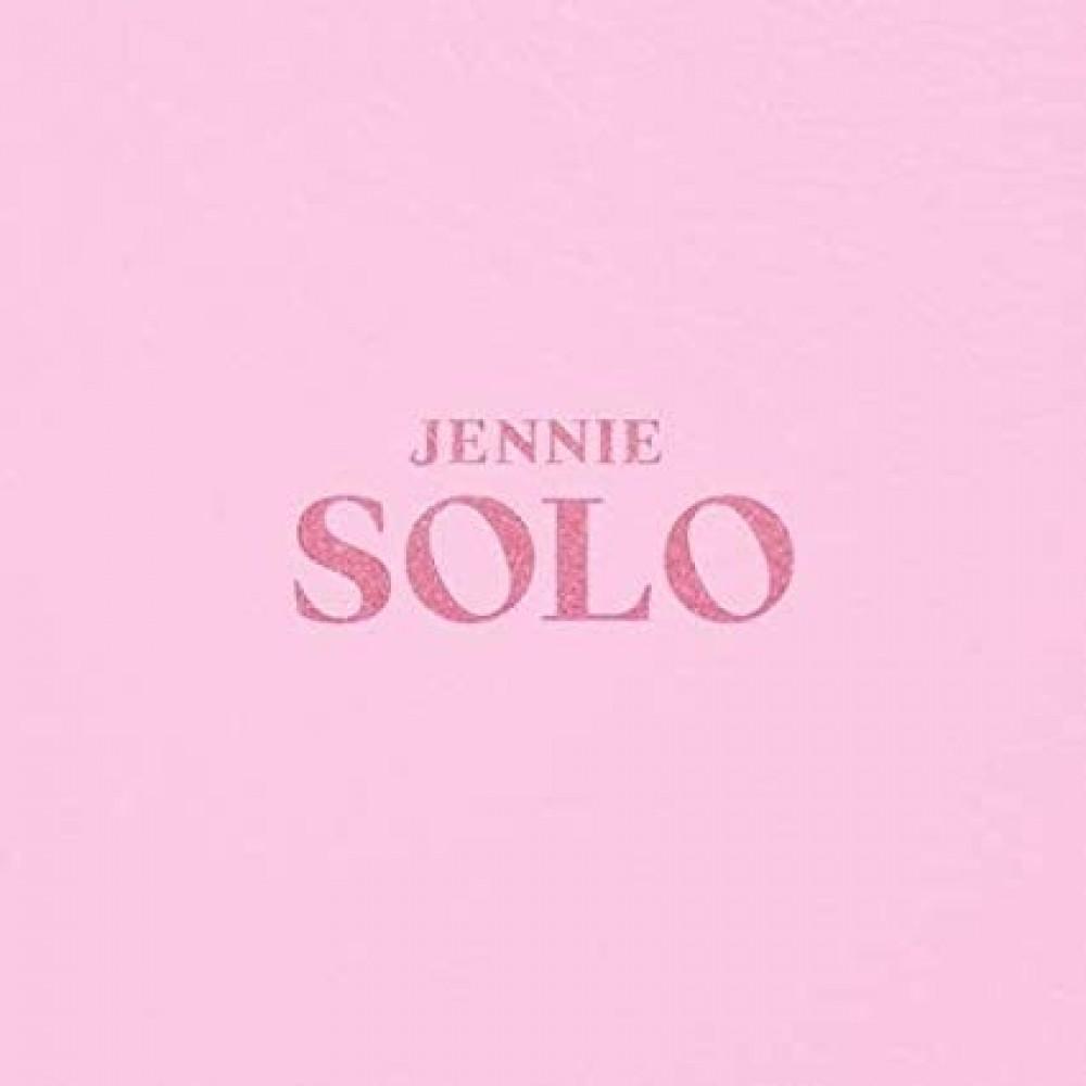 SOLO -JENNIE (+PHOTOBOOK)