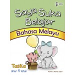 Saya Suka Belajar Bahasa Melayu Taska