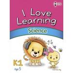 I Love Learning Science K1