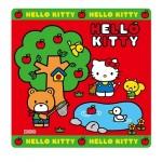 Hello Kitty 16片拼图:郊游去