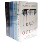 BP-RED QUEEN COLLECTION (4 bks)