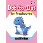 Dot-to-Dot for Preschoolers - Small Letters