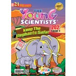 THE YOUNG SCIENTISTS LEVEL 1 ISSUE 202