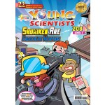THE YOUNG SCIENTISTS LEVEL 2 ISSUE 208