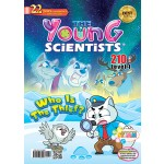 THE YOUNG SCIENTISTS LEVEL 1 ISSUE 210