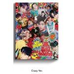 NCT DREAM - 1ST ALBUM : HOT SAUCE (PHOTOBOOK CRAZY VER.)