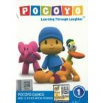 Pocoyo & Friends Vol.1 DVD