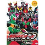 KAMEN RIDER OOO V1-48END+MV+MOVIE (5DVD)