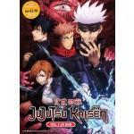 JUJUTSU KAISEN 咒术回战 VOL.1-24 END(2DVD)