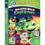 LEAPFROG: AMAZING WORD EXPLORERS (DVD)
