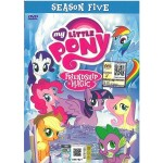MY LITTLE PONY SEASON 5 (DVD)