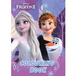 FROZEN 2 COLOURING BOOK SET (WITH CRAYON)