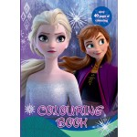 FROZEN 2 ACTIVITY & COLOURING BOOK SET (WITH ACTIVITY PAD & COLOUR PENCIL)