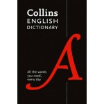 Collins English Dictionary Paperback edition: 200,000 words and phrases for everyday use
