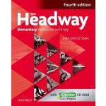 New Headway: Elementary A1 - A2: Workbook + iChecker with Key: The world's most trusted English course