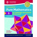 Complete Pure Mathematics 1 for Cambridge International AS & A Level