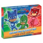 PJ MASKS COLOUR & ACTIVITY BOX