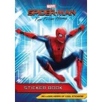SPIDER-MAN STICKER ACTIVITY BOOK