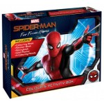 SPIDER-MAN COLOUR AND ACTIVITY BOX