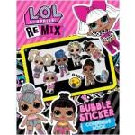 LOL Surprise! Remix Bubble Sticker